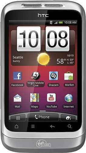 How to unlock a htc virgin mobile phone