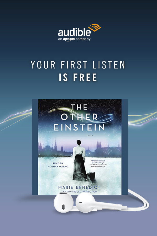 Try Audible with a FREE audiobook of your choice! Experience books