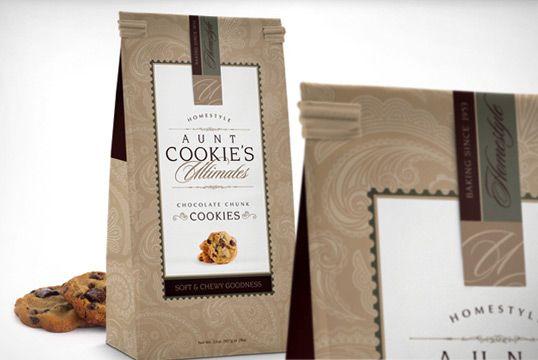 homemade cookies packaging design - Google Search | cookies ...