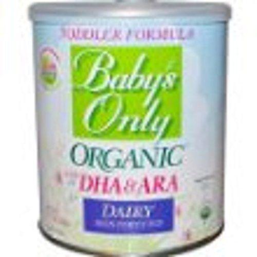 Baby's Only Organic Toddler Dairy Formula with DHA & ARA - 12.7 oz - 6 pk Gift, Baby, NewBorn, Child - http://goodvibeorganics.com/babys-only-organic-toddler-dairy-formula-with-dha-ara-12-7-oz-6-pk-gift-baby-newborn-child/