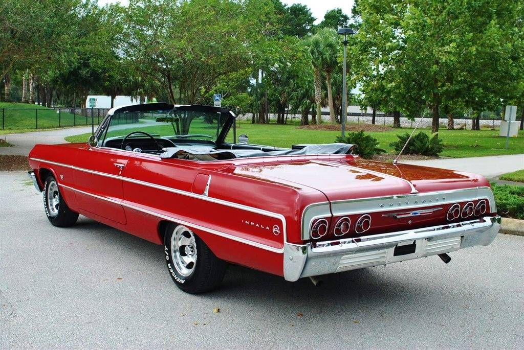 1964 Chevrolet Impala For Sale 1882059 Hemmings Motor News