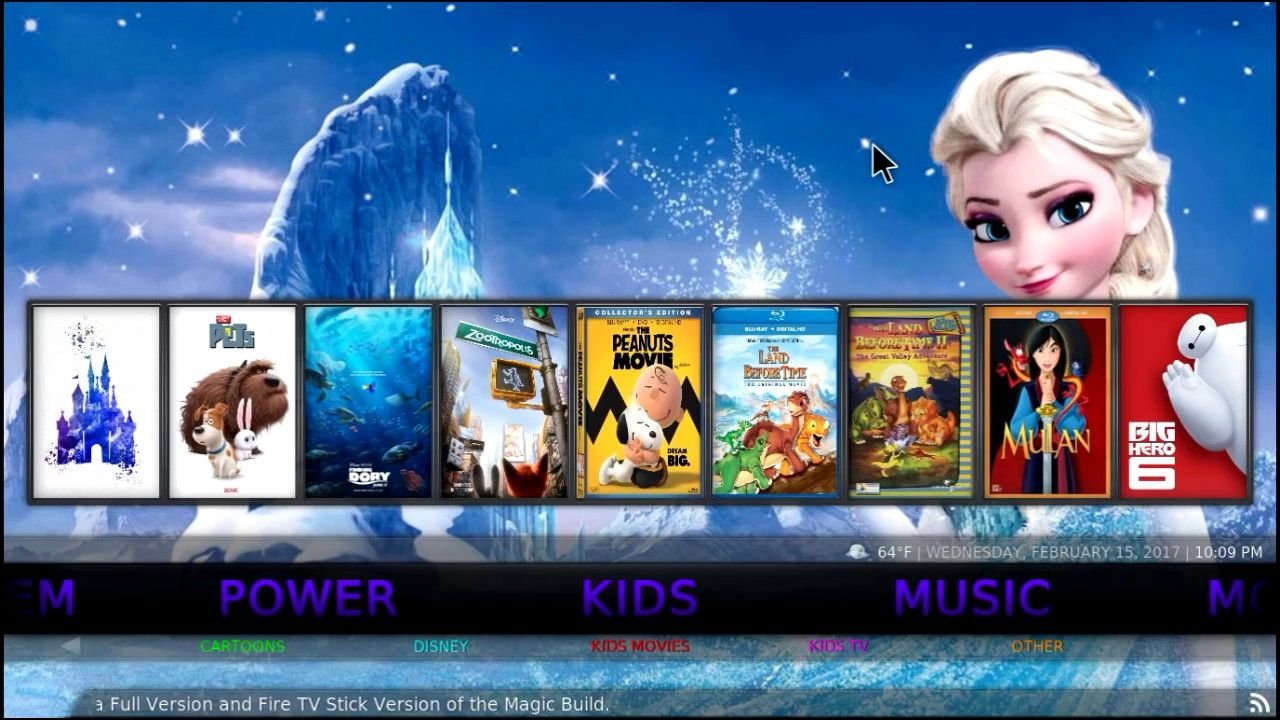 Kodi Best Build For Adult And Movies Youtube