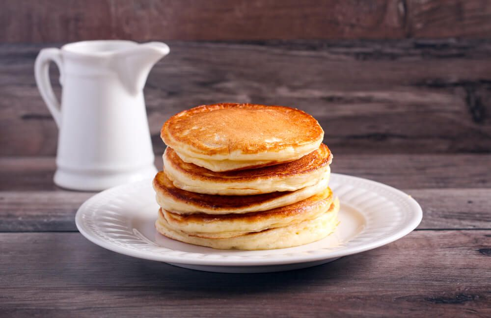 The Best Low Carb Keto Protein Pancakes