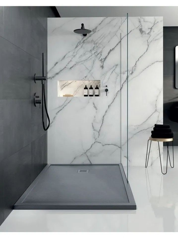 Photo of 45 small bathroom tips on how to make a small bathroom look like this