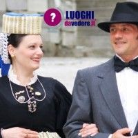 Ju Catenacce: il corteo nuziale storico di Scanno Abruzzo  #TuscanyAgriturismoGiratola