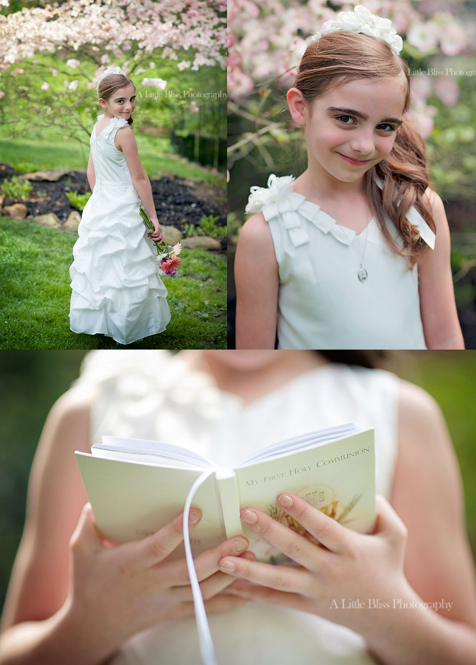 First Holy Communion/Pittsburgh Professional Photographer ...