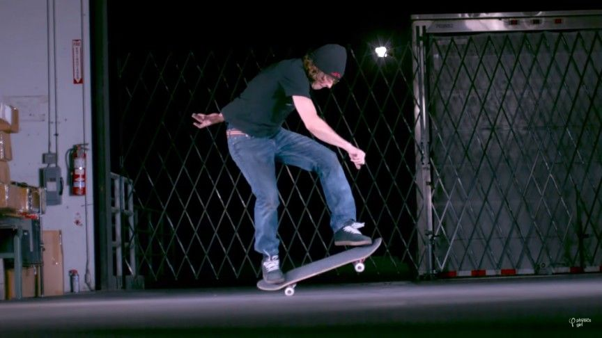 Skateboard and Practice Essay - Words