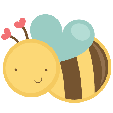 bee clipart scrapbooking digital bumble bees honey bees cardmaking ...