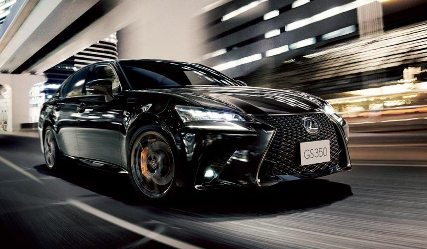2015 Lexus GS 450h F SPORT Package Now Available in USA