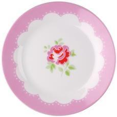 Cath Kidston - Provence Rose Set of 4 Dinner Plates  sc 1 st  Pinterest & Cath Kidston - Provence Rose Set of 4 Dinner Plates | Rσmαηʈίc \u20acɧίc ...