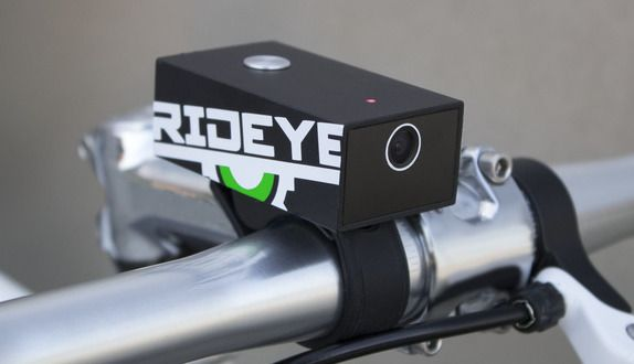 Rideye, Black Box Specifically For Bikes