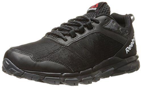 Black · Reebok Men's Trail Warrior Outdoor Shoe, Black/Shark/Gravel ...