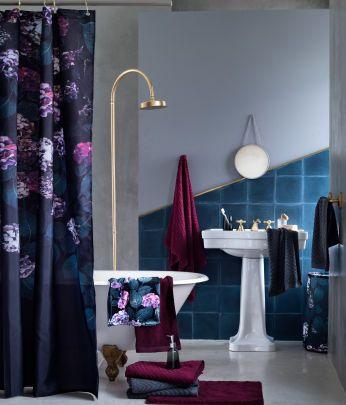 Home Badezimmer Duschvorhänge H\M DE Apartment Pinterest