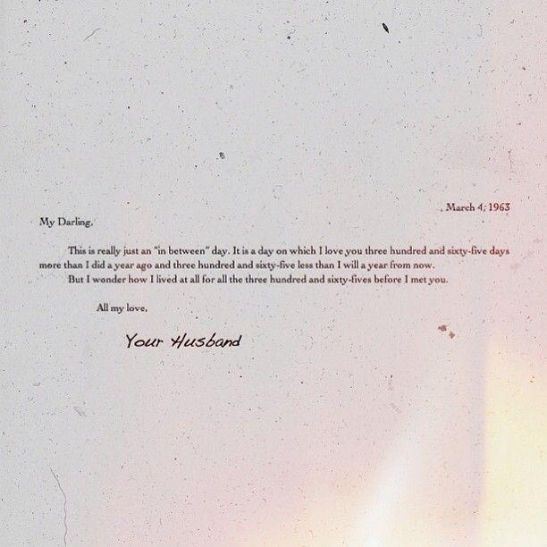 Ronald ReaganS Letters To Nancy  Make It Happen