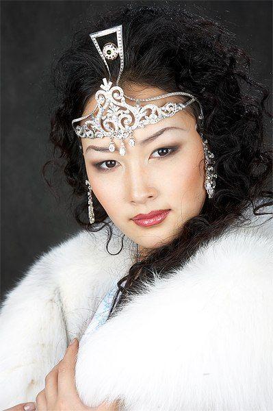 Yakut Frau