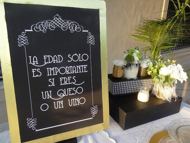 Fiesta de 50 cumplea os 47 ideas geniales for Decoracion salon 50 anos hombre