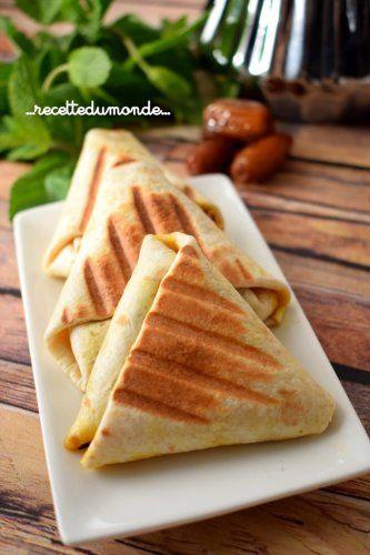 Mini tacos façon Samossa | Recette, Recette avec viande hachée et Mini tacos