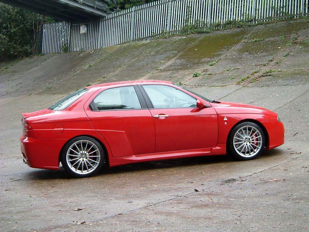 Alfa Romeo 159 GTA by Autodelta Alfa Romeo Automobili