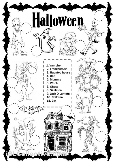 1000+ images about Halloween on Pinterest | Halloween coloring ...