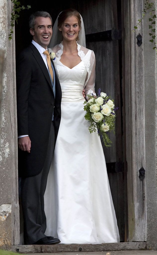 Alice Ferguson Photos Photos: Sarah Ferguson at a Wedding ... Fergie At Eugenia S Wedding