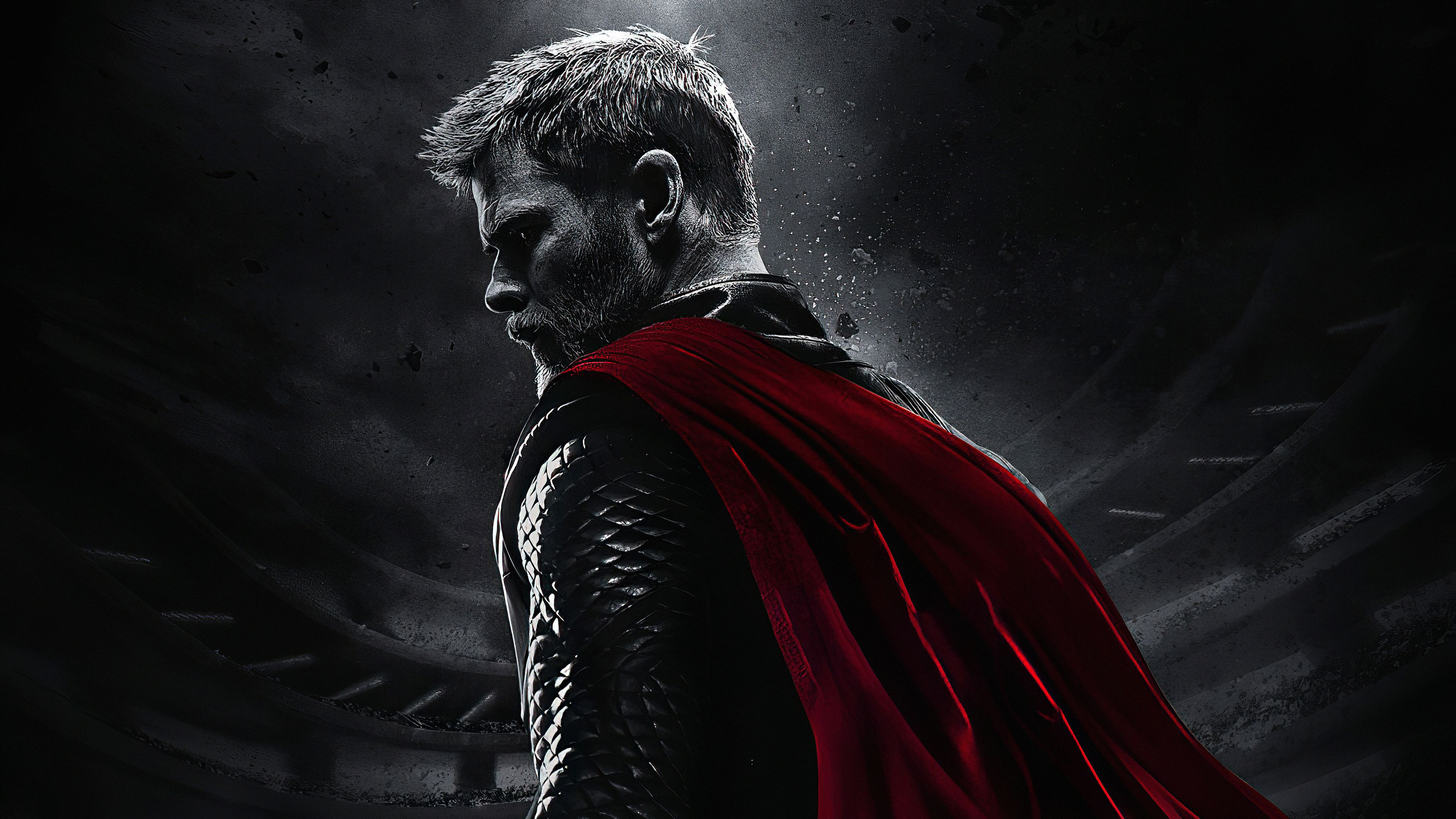 Thor Love And Thunder 2021 Thor Love And Thunder Movie Wallpaper 4k Thor Wallpaper Movie Wallpapers Thunder Movie