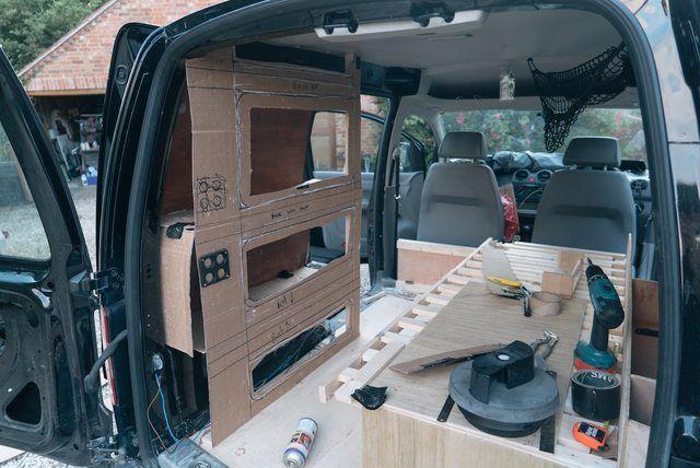 vw caddy camper conversion conversions vw transporter. Black Bedroom Furniture Sets. Home Design Ideas