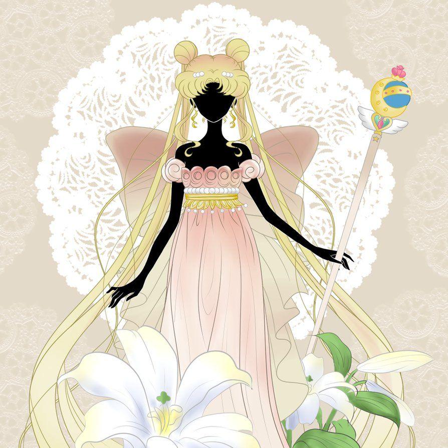 Neo Queen Serenity (Sailor Moon Crystal) By 0lesya
