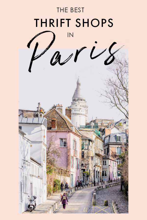 Looking to do something a little bit different while in Paris? I've put together the best thrift shops and second-hand stores in Paris - from vintage finds to designer clothes at ridiculous prices - you'll love rummaging through these shops in the world's fashion capital!