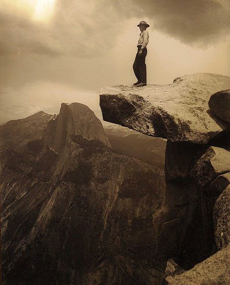 Ansel Adams - From the series Lost Glass Negatives (1934). Repinned from The L Word via Endless Forms Most Beautiful.
