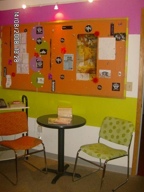 Youth Group Room Designs: Church Youth Room Decorating Ideas