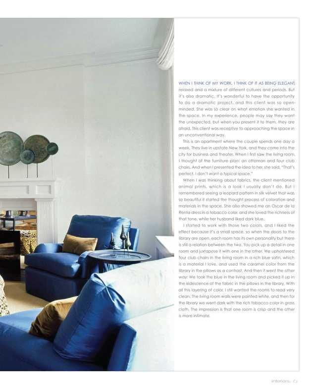 Interiors - December 2012/January 2013 - Page 64-65