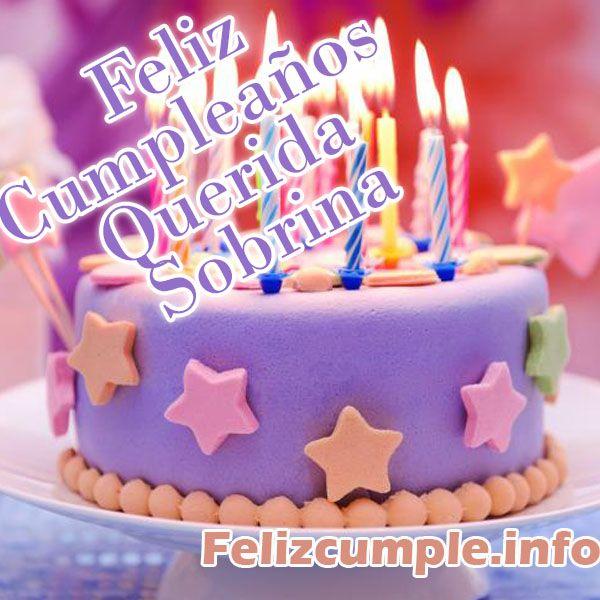 Lindas Frases De Cumpleaños Para Una Sobrina Especial