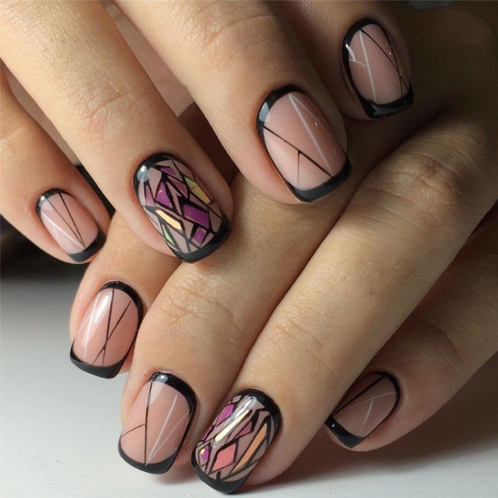 Acryl Nägel - clevere Lösung für brüchige Nägel - Nageldesign