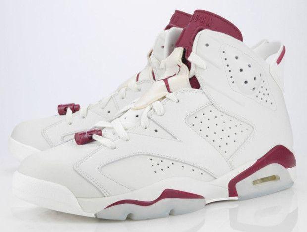 Air jordans retro, Maroon shoes
