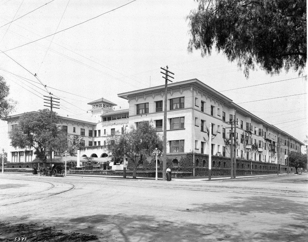Pasadena California Hotel Maryland