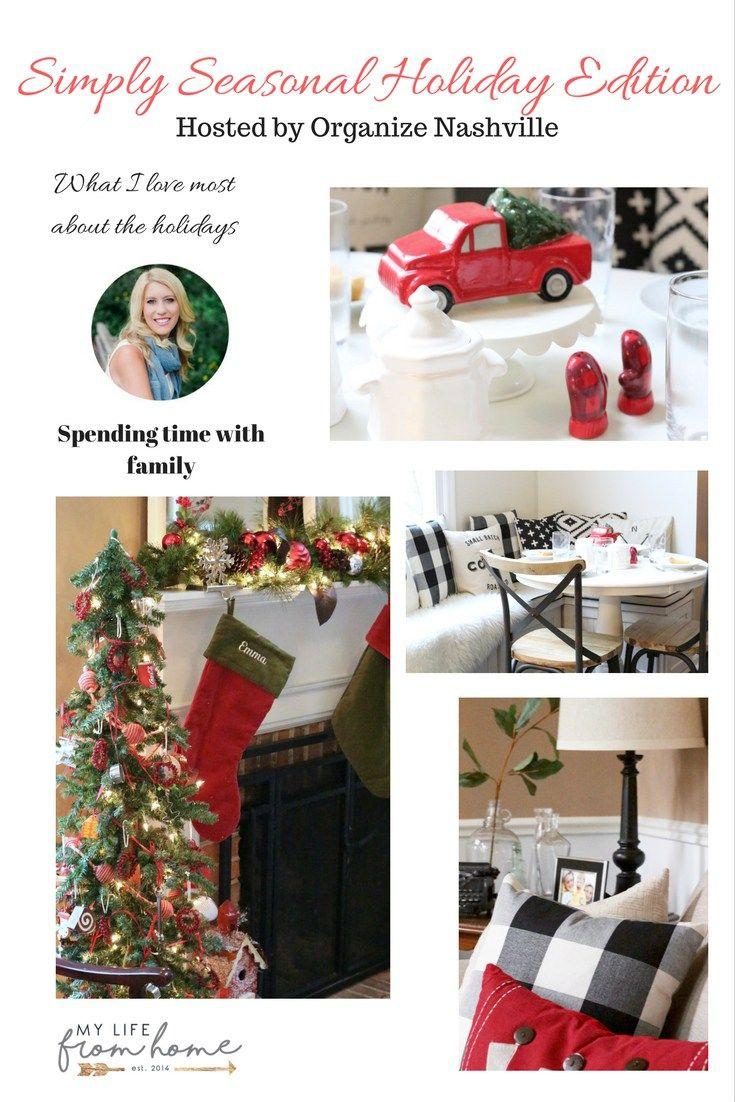 simply-seasonal-holiday-edition- holiday decor- holiday tips ...