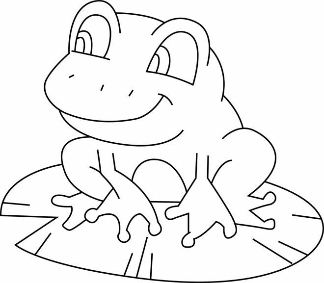 Coloriages animaux grenouille 02 coloriage pinterest coloriage animaux coloriage et animal - Dessin de grenouille marrante ...
