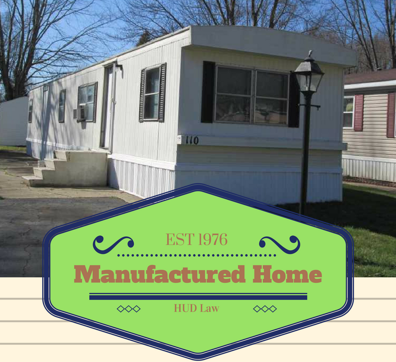 Manufactured Housing Hud Laws And Federal Standards Manufactured Home Mobile Home Recreational Vehicles