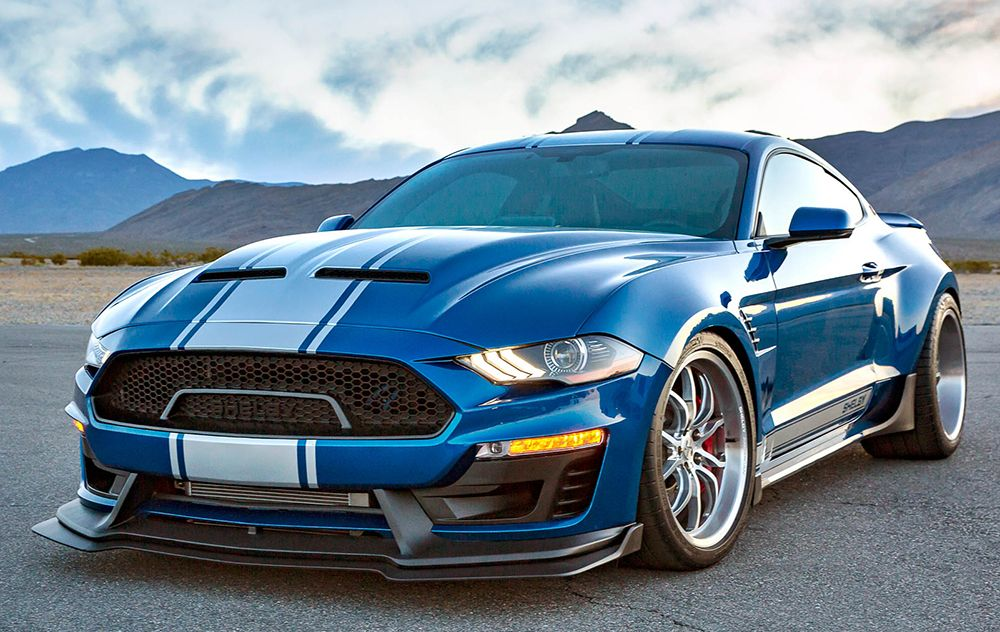 The Unmatched Power Of The Shelby Super Snake Continues Mustang