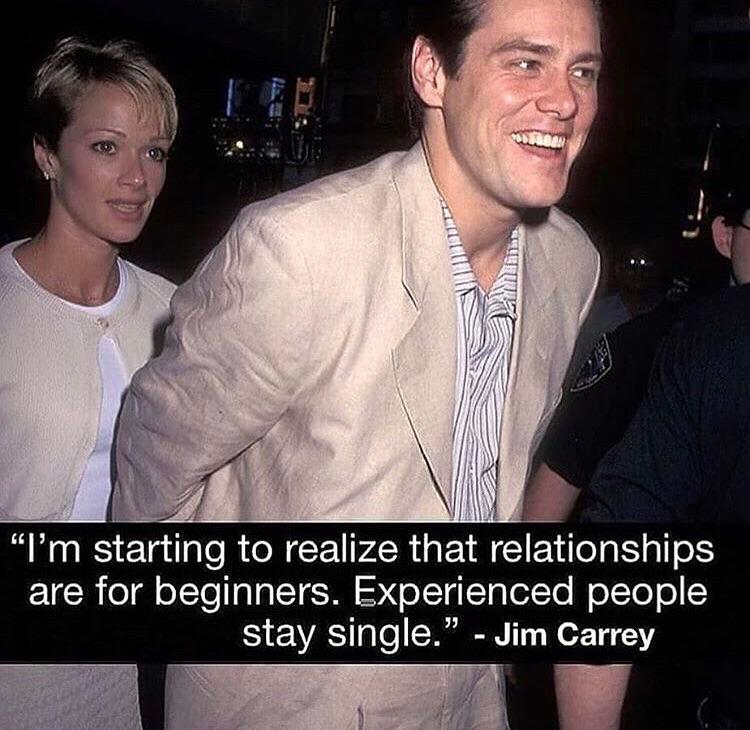Experienced people stay single MGTOW Inspirational
