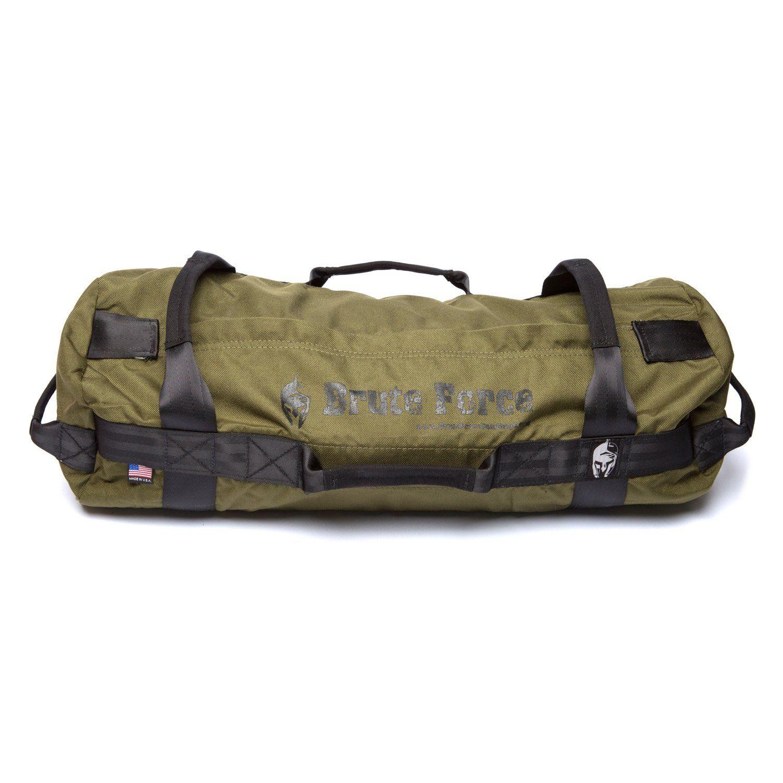 Brute Force Sandbags - Athlete Sandbag - Army Green ...