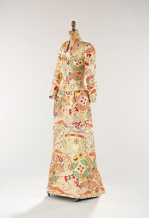Evening Dress 1958 The Metropolitan Museum of Art