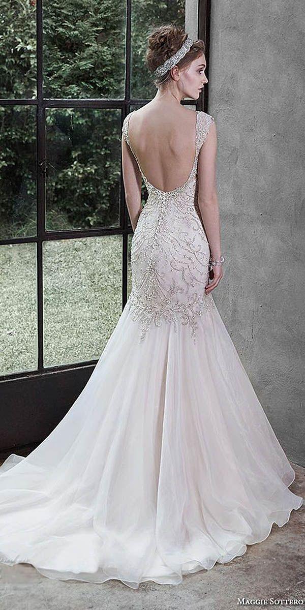 27 Best Of Romantic Wedding Dresses By Maggie Sottero | Romantic ...