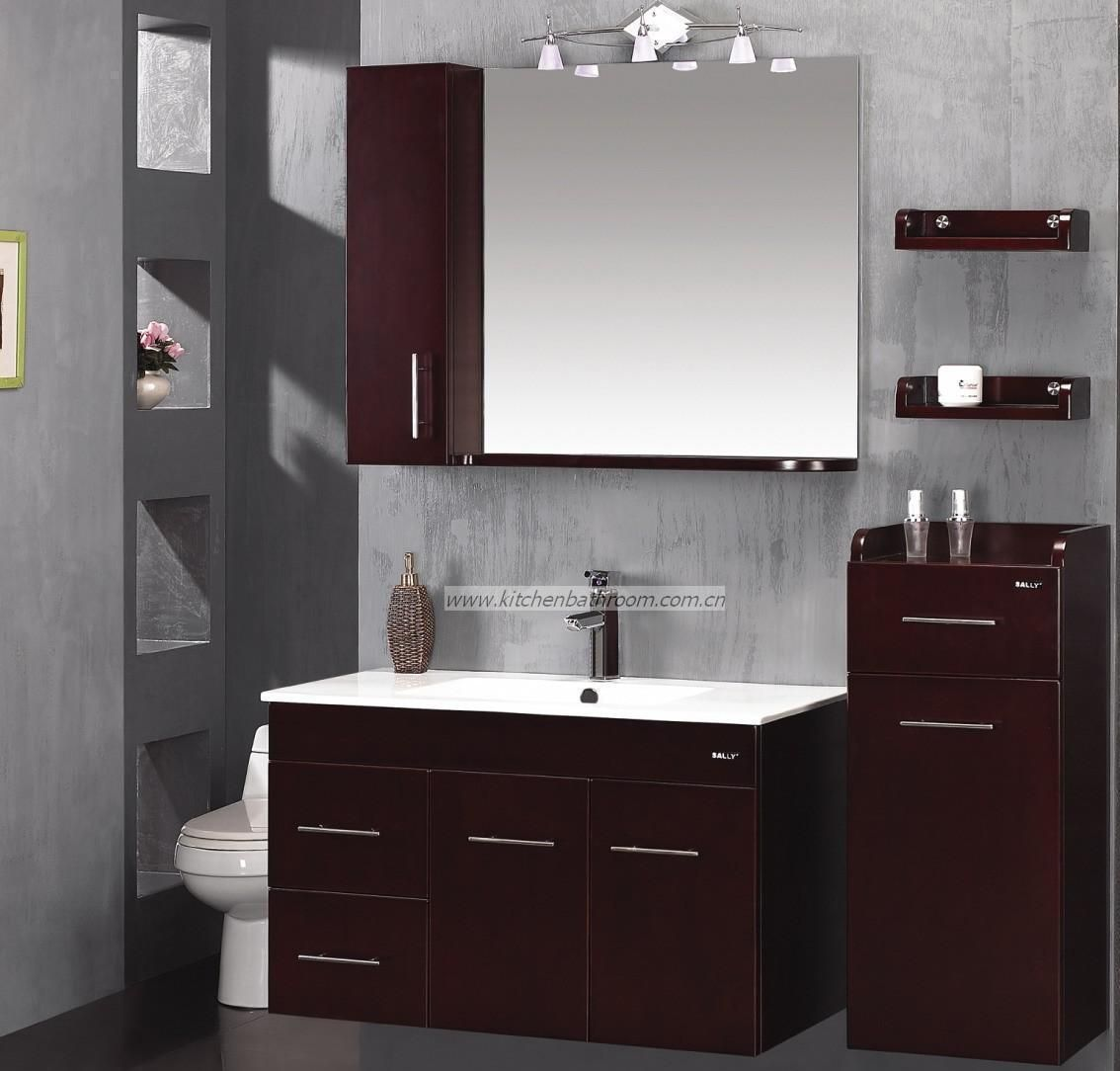 Best Photo Gallery For Website DIY painted bathroom cabinets It us super simple to achieve in this how to with homemade