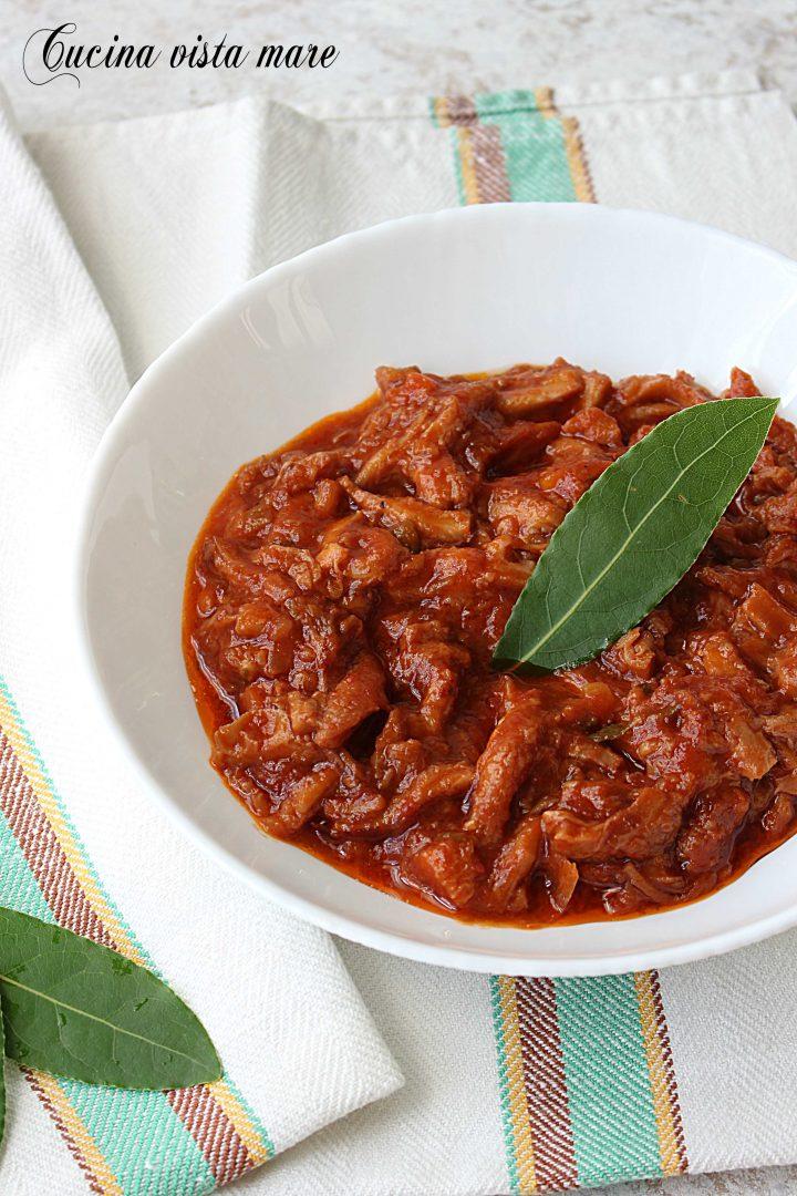 Photo of Florentine-style stewed tripe