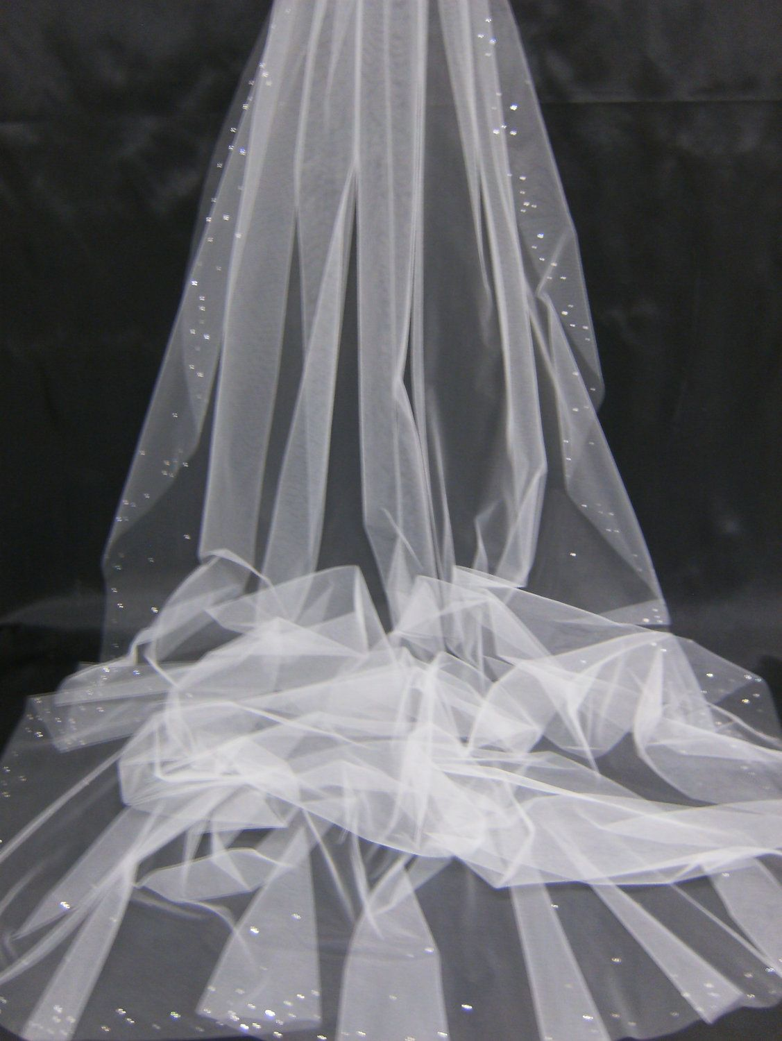 cathedral veil cathedral wedding veil royal wedding veil chapel length veil beaded cathedral veil cathedral crystal veil