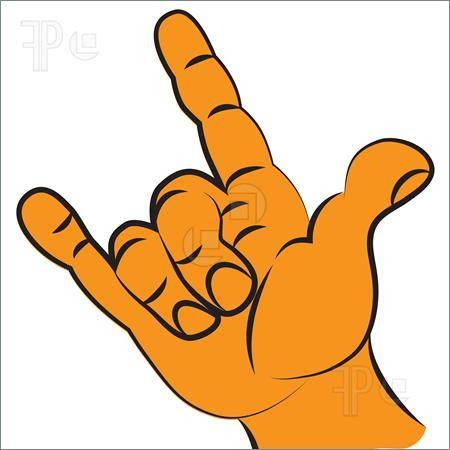 Rock Symbol Rock Genre Pinterest Symbols And Rock