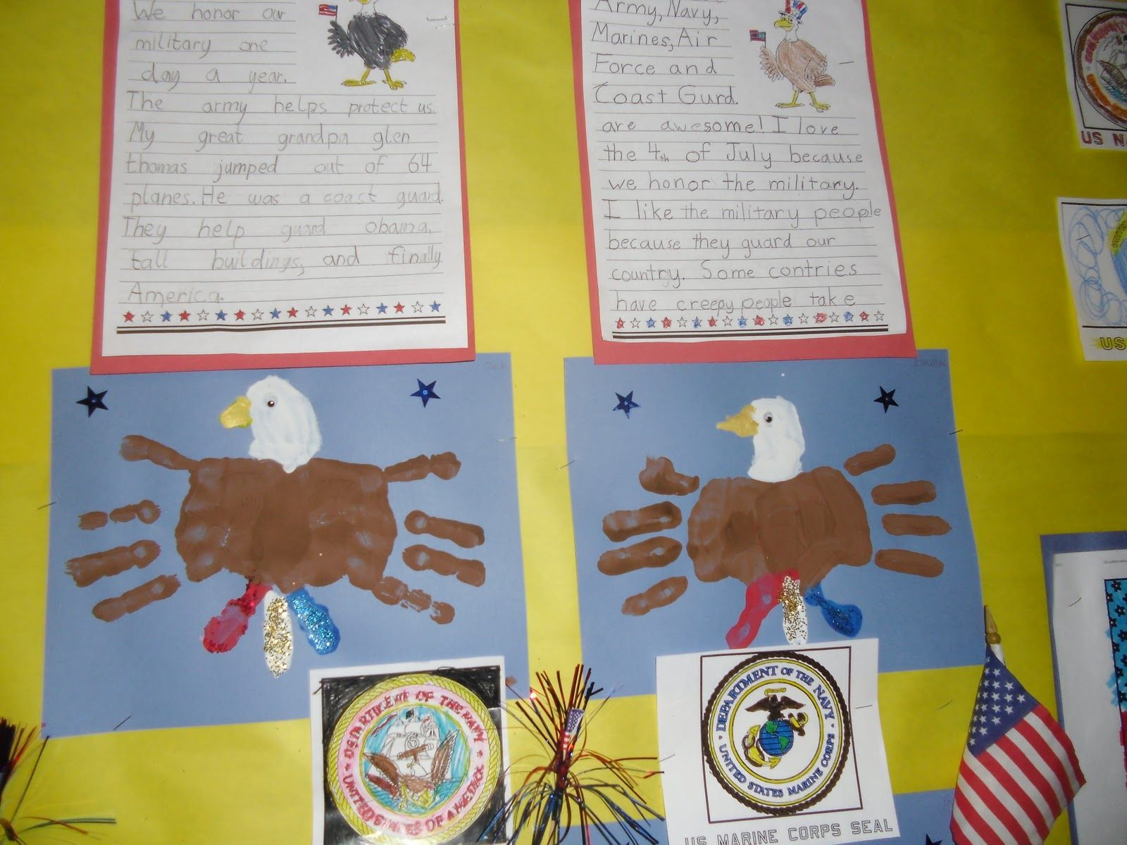 Veterans Day Projects For Kids