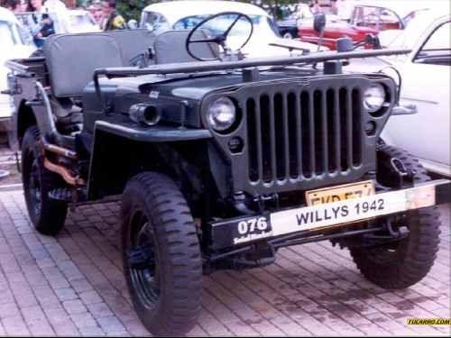 Jeep Willys 1942 Willys Jeep Willys Jeep