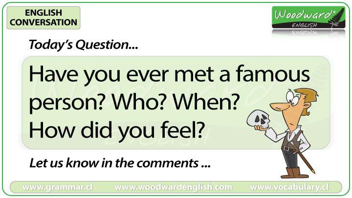 Ever met a celebrity? - Newgrounds.com